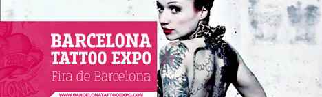 Barcelone Tattoo Expo 2016