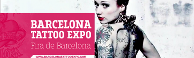 Barcelona Tattoo Expo 2017