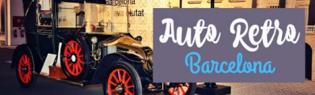 Auto Retro Barcellona 2016