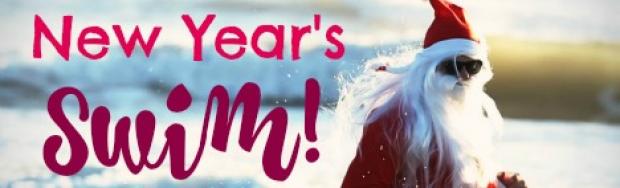 Pierwsza Kąpiel w Nowym Roku 2019