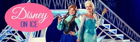 Disney on Ice i Barcelona på Palau Sant Jordi!