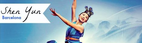 Spectacle de danse Shen Yun