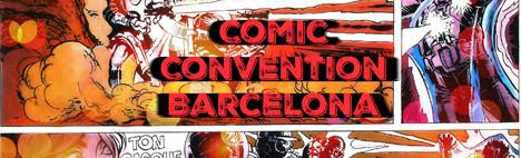 33. Barcelona Comic Convention