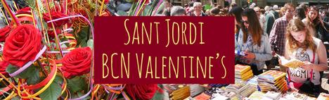 Sant Jordi - Catalonia's Valentine's Day