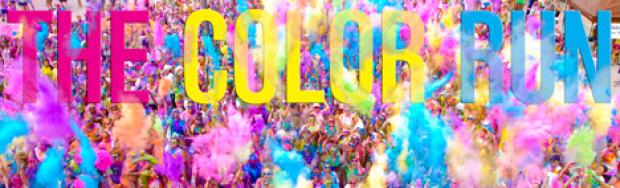 The Color Run Barcelona 2017