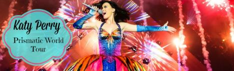 Katy Perry - Prismatic World Tour