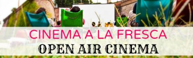 Cinema a la Fresca - Sala Montjuïc
