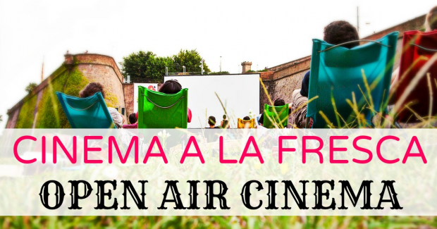Cine a la fresca en montju c for Cinema fresca montjuic