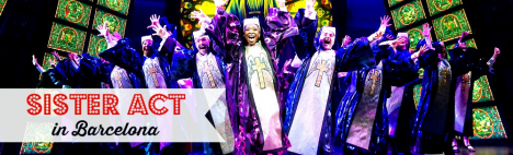 Sister Act, El Musical