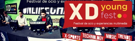 XD Youngfest Barcelone 2015