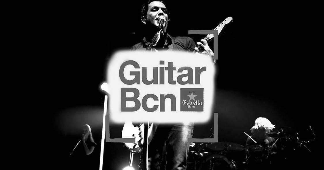 26:e Guitarr Festival i Barcelona