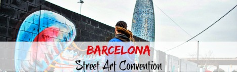 ÚS Barcelona - le Rassemblement des fans de Graffitis