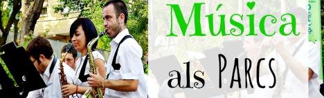 Música als Parcs 2015 (Musik in den Parks)