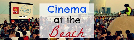 Cinema Lliure - Barcelona's Open air beach cinema