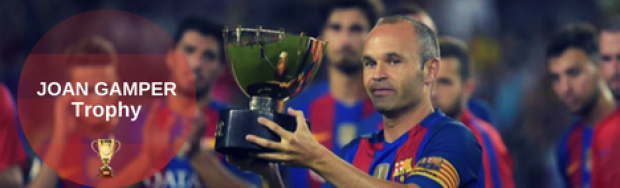 Joan Gamper Trophy 2018