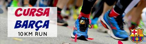Lopp-Cursa del Barça - 10 KM