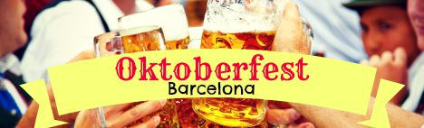 Oktoberfest Barcelona 2017