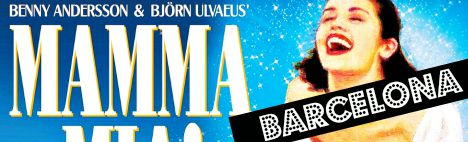 Mamma Mia! The Musical in Barcelona