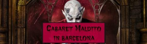 Шоу Cabaret Maldito
