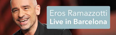 Concert d'Eros Ramazotti