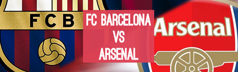 FC Barcelone - Arsenal