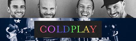 Coldplay concert Barcelona 2016