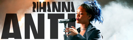 Rihanna Concert Live in Barcelona 2016