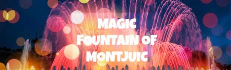 Magic Fountain of Montjuic Event