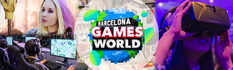 Ярмарка Games World  в Барселоне
