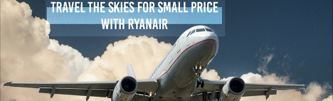 Travel the skies for small price