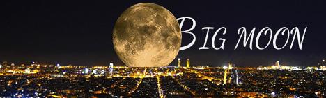 I migliori luoghi per ammirare  la 'Super-Luna' a BCN