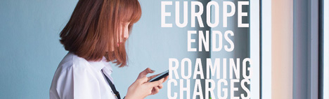 Europe Ends Roaming Charges