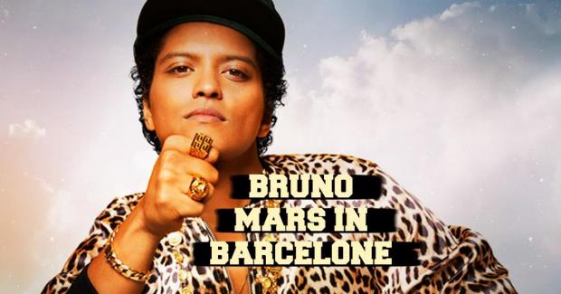 Bruno mars in concerto a barcellona for Appartamenti low cost barcellona