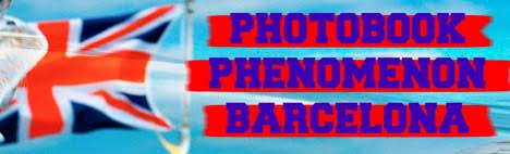 Photobook Phenomenon Exhibition in Barcelona