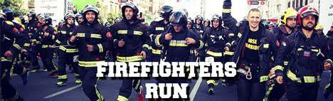 La Course des Pompiers à Barcelone