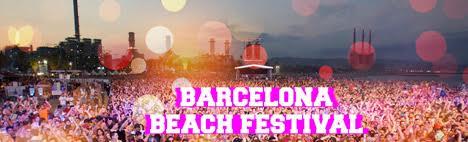 Barcelona Beach Festival, das elektronische Festival.