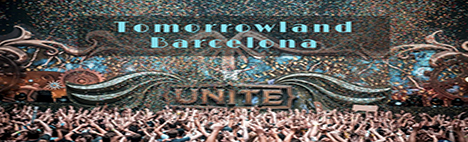 UNITE with Tomorrowland w Barcelonie