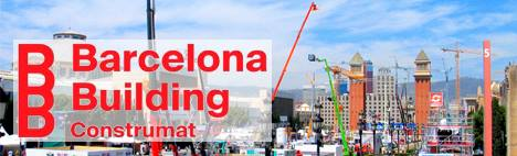 Barcelone Buidling Construmat, Fira de Barcelona