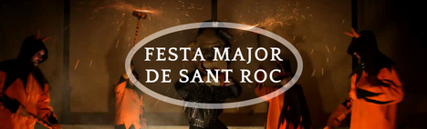 Festa Major de Sant Roc — Gothic Quarter