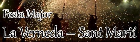 La Fiesta Mayor di Sant Martí 2018