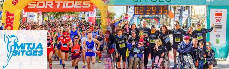 Le Semi-Marathon de Sitges