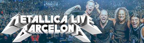 Metallica - Wordwired Tour w Barcelonie