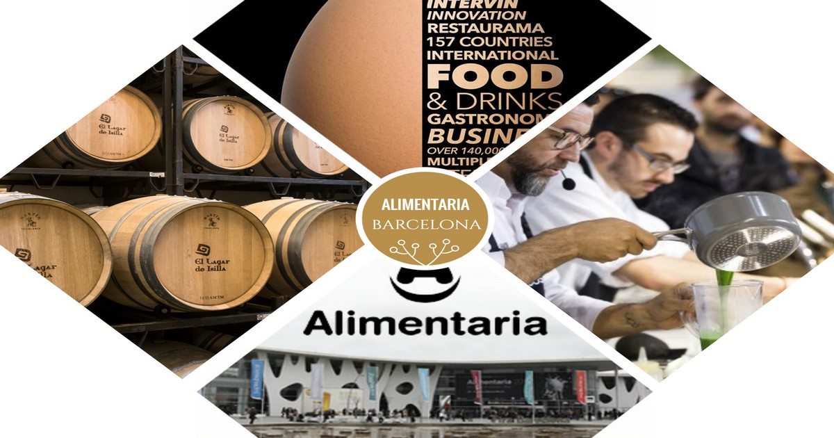 Alimentaria Food Fair in Barcelona