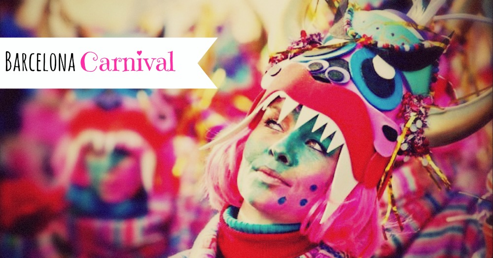 Carnaval de Barcelone 2017 !