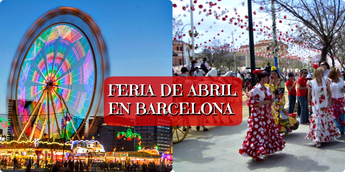 Апрельская ярмарка 2018 в Барселоне