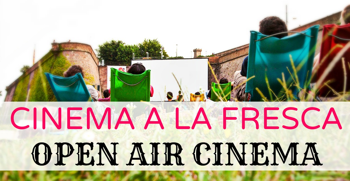 Cinema All'Aperto - Sala Montjuïc