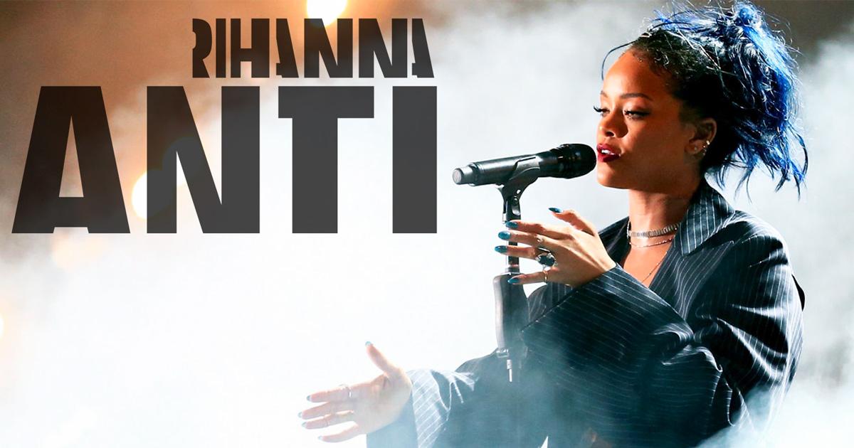 Concierto de Rihanna en Barcelona 2016