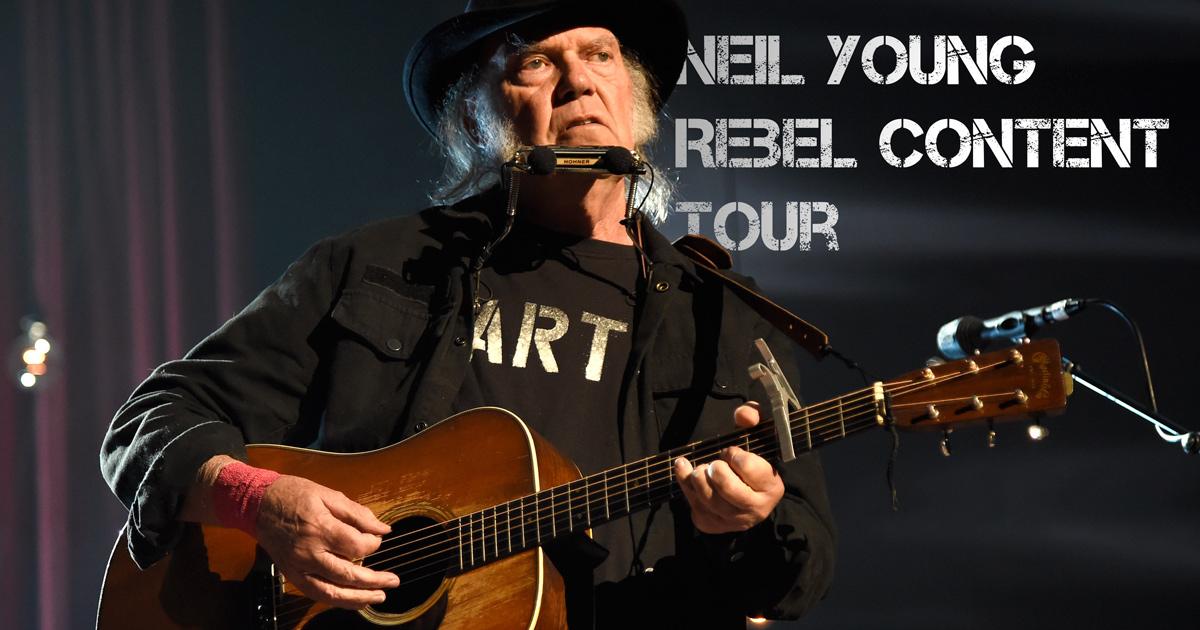 Concert de Neil Young à Barcelone en 2016