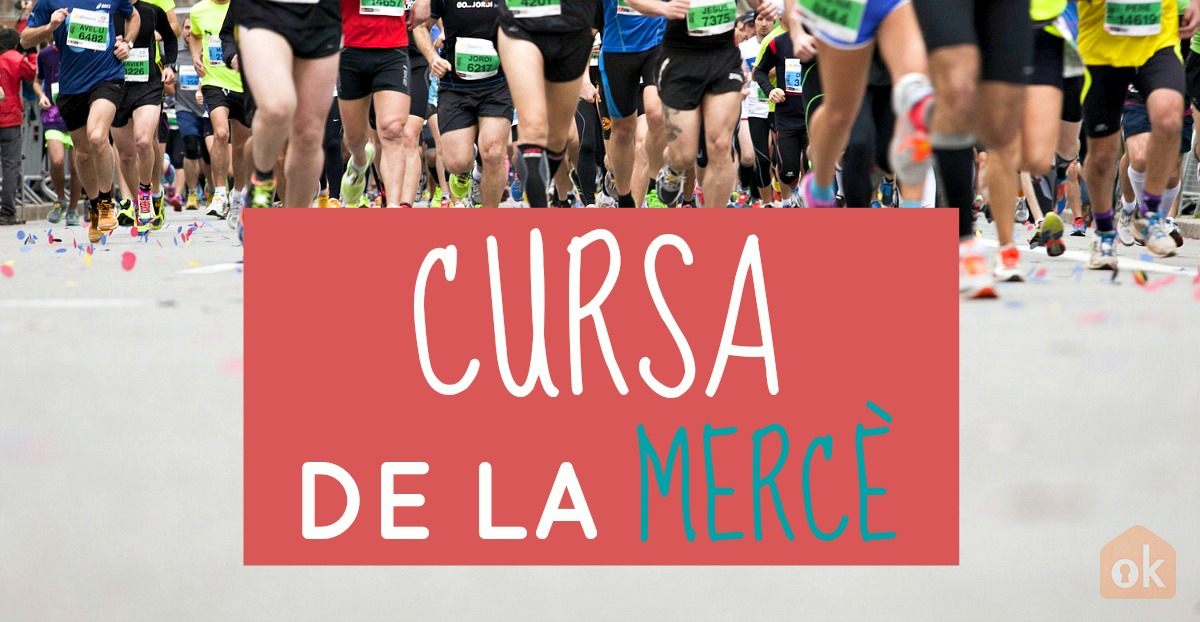 The Mercè Run (Cursa de la Mercè) 2018