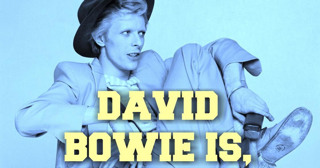 'David Bowie is', la exposición de esta primavera.